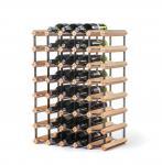 """Details zu Marken Holz Weinregal RAXI """"Classic"""" für 40 Flaschen"""