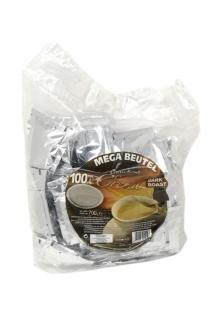 100 Kaffeepads im Megapack Grandioso Café Crema Dark Roast einzeln aromaversiegelt