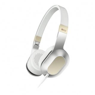 KEF M400 Hi-Fi On-Ear Headphones Kopfhörer weiß