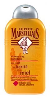 Le Petit Marseillais Shampoo mit Shea und Honig für trockenes sprödes Haar 250 ml - Vorschau