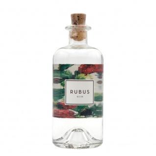 Rubus Gin, der besondere Gin , Himbeere trifft Wacholder 0, 5 Liter 42%