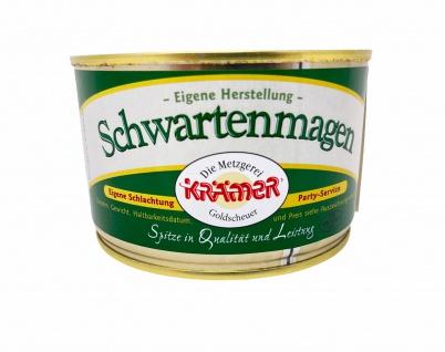 Metzgerei Krämer Feinster Schwartenmagen aus eigener Herstellung Spitze in Qualität