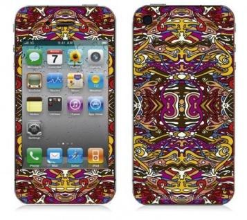 "BODINO Designer Super Skin für iPhone 4 / 4S by Flavio Melchiorre "" CARIOCA"""