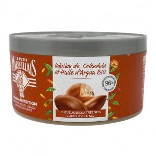 Le Petit Marseillais Haarkur mit Shea und Arganöl 300 ml für sehr trockenes Haar