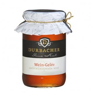 Durbacher Spätburgunder Wein-Gelee (rosé) 400 Gramm