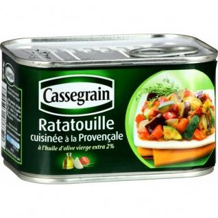 Cassegrain Ratatouille Cusinée á la Provencale 375 Gramm