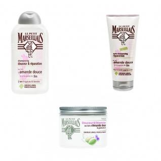 Le Petit Marseillais Haarpflege Set für langes Haar