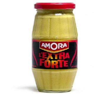 "Amora Dijon Senf "" Extra-Forte"" 440g - Vorschau"