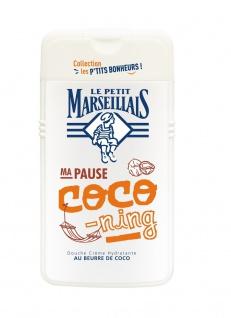 Le Petit Marseillais Feuchtigkeitsspendende Duschcreme mit Kokosbutter 250ml