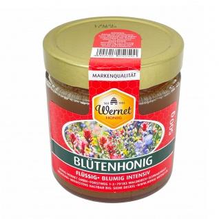 Honig Wernet Traditionsimker im Schwarzwald Blütenhonig im 500 g Glas - Vorschau 3