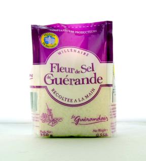 Fleur de Sel de Guérande 250g