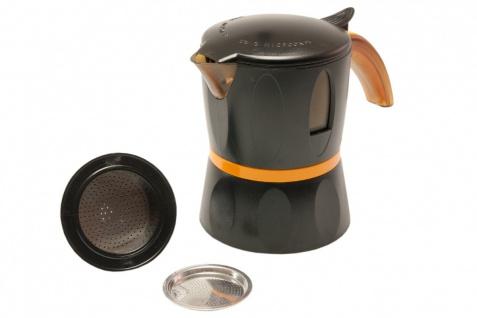 Mamy - Die Mokka / Espresso Maschine für die Mikrowelle - Vorschau 3