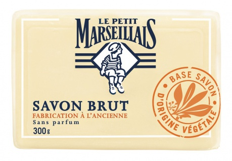 Le Petit Marseillais Seife Pur OHNE Duftstoffe 300Gramm aus Frankreich