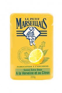 Le Petit Marseillais Seife mit Zitrone und Eisenkraut 200 g aus Frankreich