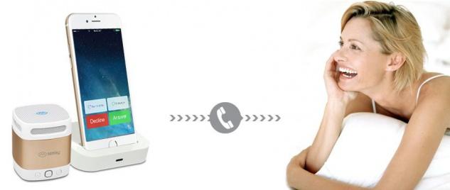 MiiKey Bluetooth-Lautsprecher MiiBox Mini Blau - Vorschau 3