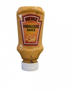 Heinz - Andalouse Sauce cremige Tomaten Senf Soße 220g 220ml