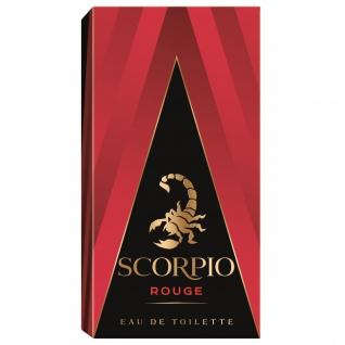 Scorpio rot - Eau de Toilette für Herren - Vaporisateur/Spray - 75 ml