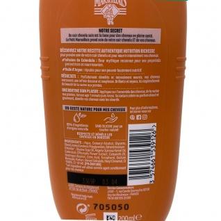 Le Petit Marseillais Conditioner Spülung mit Calendula und Argan Öl sehr trockenes Haar 250ml - Vorschau 3
