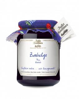 Marmelade aus dem Schwarzwald Faller Zwetschgen-Konfitüre extra 450 Gramm
