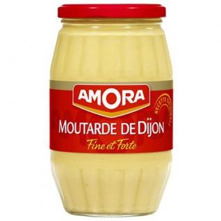 Amora Dijon Senf Fine et Forte 440g - Vorschau