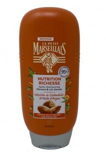 Le Petit Marseillais Conditioner Spülung mit Calendula und Argan Öl sehr trockenes Haar 250ml