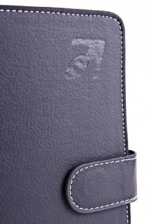 """Tablet PC Tasche aus Kunstleder 7"""" in schwarz inkl. Ständer für 7"""" Tablets - Vorschau 3"""