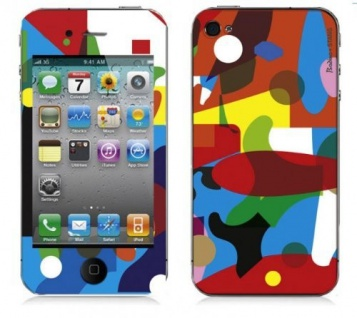 "BODINO Designer Super Skin für iPhone 4 / 4S by Constantin Gubbels (STANG) "" COLORLOVER"""