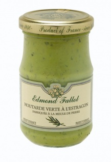 Edmond Fallot - Moutarde Verte à L'Estragon mit Estragon 210g