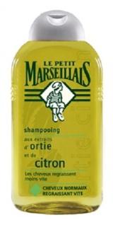 Le Petit Marseillais Shampoo für normales, rückfettendes Haar mit Brennnessel und Zitrone 250 ml
