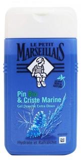 Le Petit Marseillais Duschgel mit Pinie und Meerfenchel 250 ml aus Frankreich