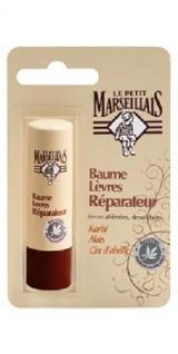 Le Petit Marseillais Lippenpflege Stick mit Shea, Aloe Vera und Bienenwachs 4, 9g aus Frankreich
