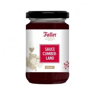 Sauce aus dem Schwarzwald Faller Cumberland Sauce 260 ml