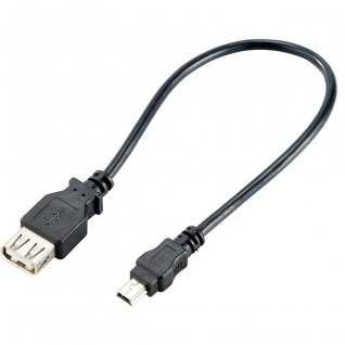 USB Adapter Kabel USB Mini auf USB Buchse A