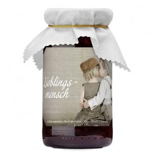 Marmelade aus dem Schwarzwald Faller Lieblingsmensch - Waldfrucht-Konfitüre extra 235g