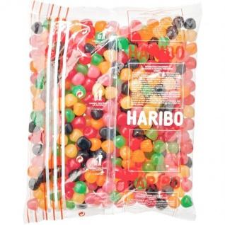 Haribo DRAGIBUS Mini Soft Kaubonbons in verschiedenen Farben 2KG Mega Pack