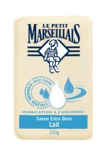 Le Petit Marseillais Seife mit Milch 200 Gramm aus Frankreich