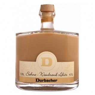 Durbacher Sahne-Weinbrand Likor