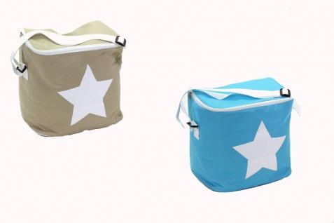 FeineHeimat Kühltasche Picknicktasche Box platzsparend verschiedene Farben