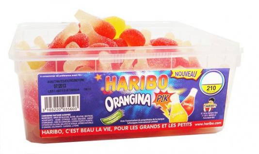 Haribo Orangina PIK 210 Stck. - Vorschau 1