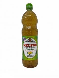 Melfor Côté Sud Original Melfor Essig mit Minze, Zitrone und Basilikum 1 Liter