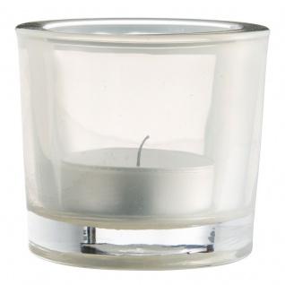 Madam Stoltz - 5p366 Teelicht 'nordstern' Glas - Vorschau 2