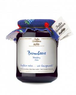 Marmelade aus dem Schwarzwald Faller Brombeer-Konfitüre extra 450 Gramm