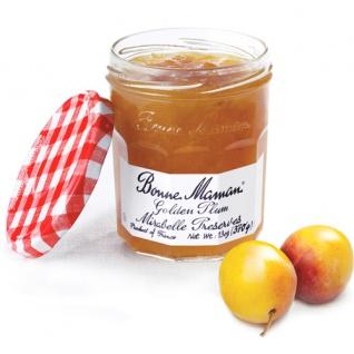 Bonne Maman Mirabelle Marmelade aus Frankreich 370 Gramm