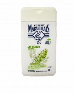 Le Petit Marseillais Lait d'Acacia Duschcreme mit Akazienmilch 250ml
