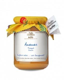Marmelade aus dem Schwarzwald Faller Ananas-Konfitüre extra 450 Gramm