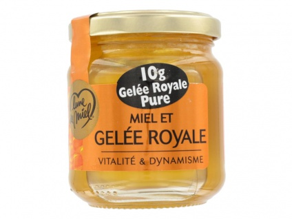 Famille Michaud Miel et Gelée Royale Gelee Royal Honig 250 Gramm - Vorschau