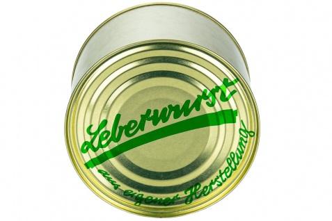 Feine Heimat Hausmacher Leberwurst aus dem Schwarzwald 400 Gramm Dose