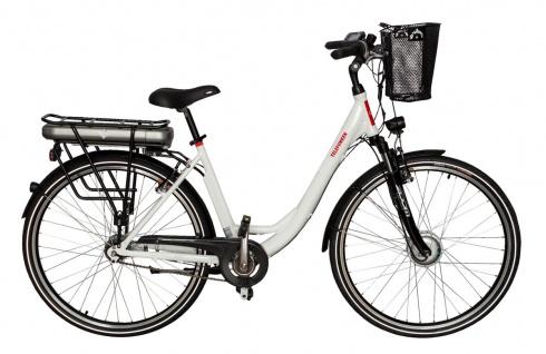 Telefunken Damen City E-Bike RC657 W Multitalent 28 Zoll gr. Reichweite 250Watt