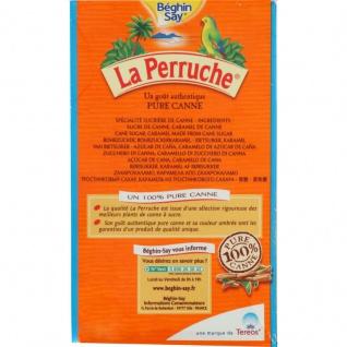 La Perruche Brauner natürlicher Würfel Rohrzucker 750 Gramm - Vorschau 2