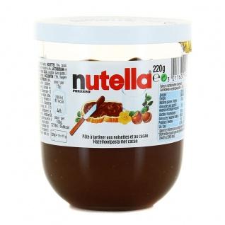 Ferrero nutella im praktischen Trinkglas 200 Gramm
